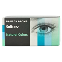 Soflens Natural Colors (Bausch + Lomb) 2 Linsen