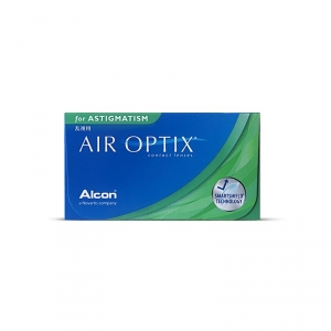 Air Optix for Astigmatism (Alcon/ Ciba Vision) Inhalt: 6 Linsen