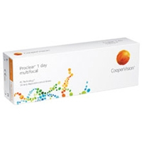 Proclear 1 day multifocal (Cooper Vison) 30er Box