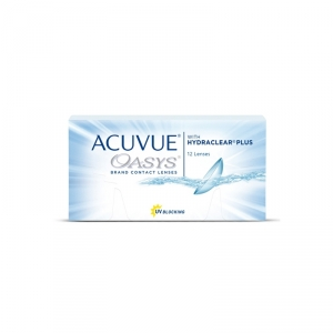 Acuvue Oasys with Hydraclear 12 er Box (Johnson + Johnson) 12 Linsen