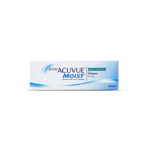 1 Day Acuvue 30 Moist Multifocal (Johnson + Johnson) 30 Linsen