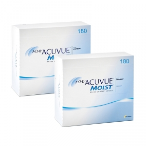 1-Day Acuvue -Moist- 2x180er-Pack (Johnson+Johnson)