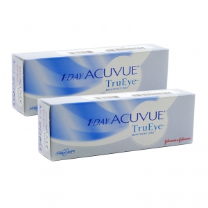 1-Day Acuvue TruEye 2x30er-Pack (Johnson+Johnson)