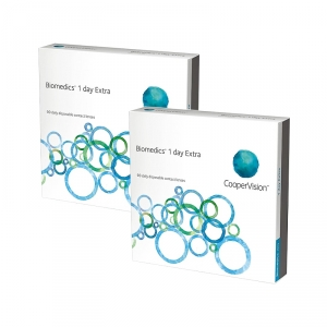 Biomedics 1-Day Extra 2x90er-Pack  (Cooper Vision)