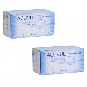 Acuvue Oasys 2x24er-Pack (Johnson+Johnson)