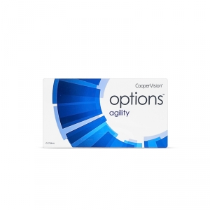 options Agility 6er Box (Cooper Vision)