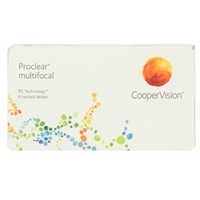 Proclear Multifocal (Cooper Vision) 3 Linsen