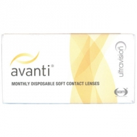 Avanti Multifocal Monthly Disposable Soft Contact Lenses