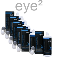 Eye2 Multiplus Prime Groß- Sparpack 6 x 380 ml