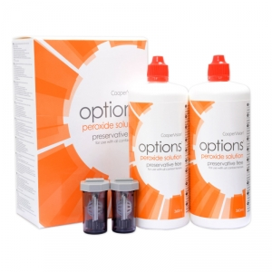 Options Peroxide Solution 2x360ml