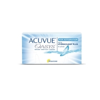 ACUVUE OASYS for ASTIGMATISM (Johnson + Johnson) 6 Linsen