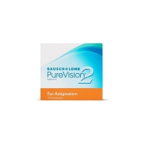 Pure Vision 2 HD for Astigmatism (Bausch & Lomb) Packungsinhalt: 3 Linsen
